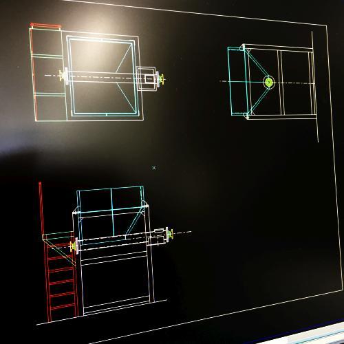 3D CAD導入しました。